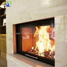 The Ceramic Glass Used On The Fireplace Glass Door What Are Properties Of Ceramic Glass