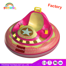 China factory electric battery new cartoon design bumper car amusement park equipment for sale