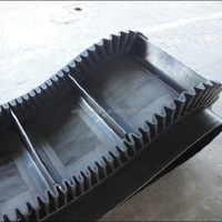 Xinxin Brand industrial conveyor belt, corrugated sidewall conveyor belt