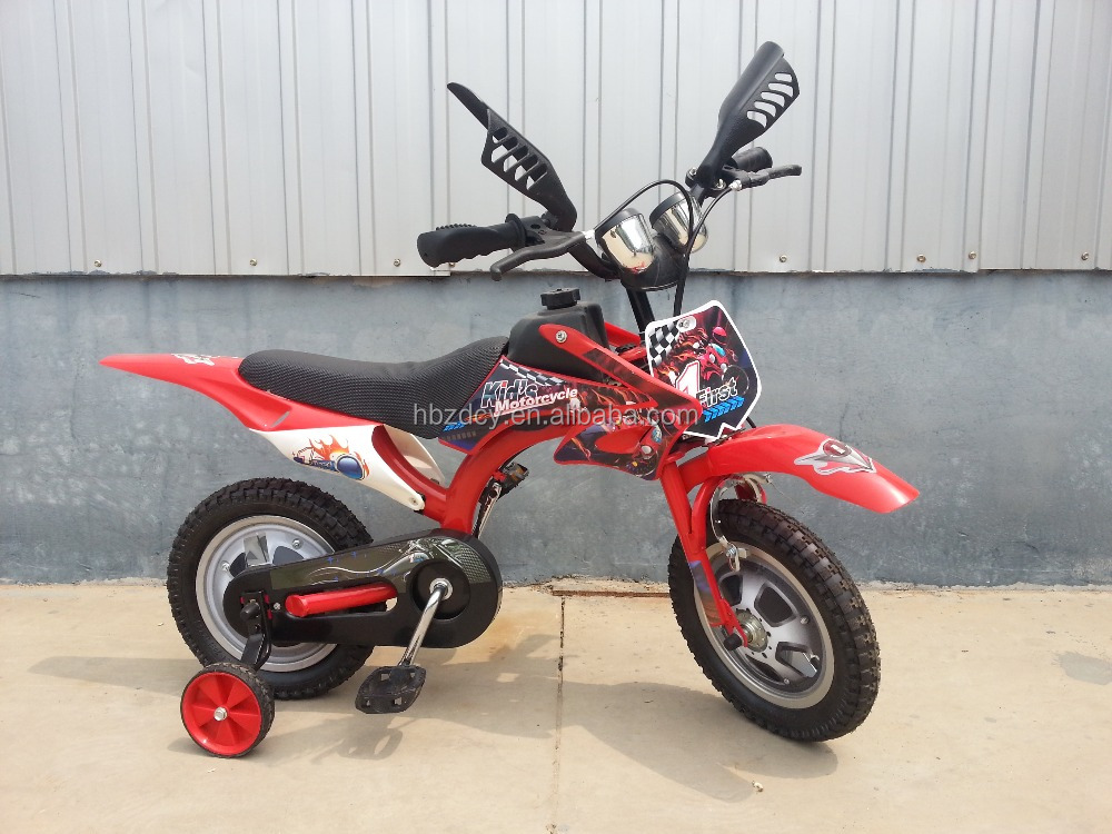 cartoon 12 inch kids bikes in stock bicycles moto bike type kids bicycles
