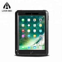 High Quality Love Mei Shenzhen factory waterproof Tablet Case Cover accessory for 9.7 inch iPad Pro 9.7 2018