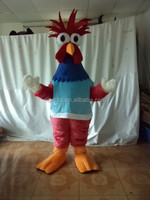 Custoized Advertising Adult Wearing Polyfoam Version Turkey Chicken Mascot Costume