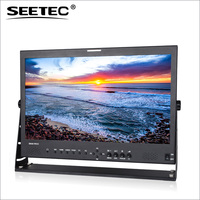 Seetec 21 inch desktop monitor for broadcast HDMI SDI 3000:1 IPS Panel P215-9HSD