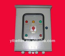 High precision weatherproof control box