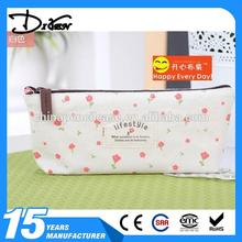 Top Quality Cheap Wholesale Custom smell proof stationery neoprene notebook pencil bag with competitive price
