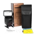 Factory supply YONGNUO YN568EX II Master&Slave TTL speedlite flash with HSS for Canon