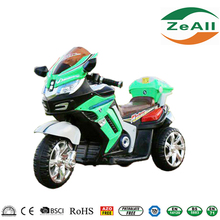 Double Power Drive Ride On Toy Motorbike electric motorbike, Three Wheels Electric Motor Kids Motorbike Tri-sctooer