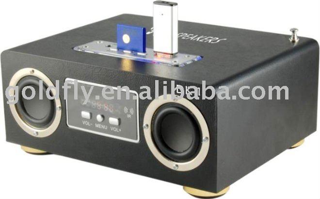FM et lecteur de carte haut-parleur (télécommande) (GF-DK-11) - ANKUX Tech Co., Ltd