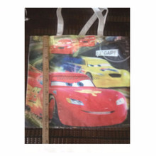 Non woven laminated custom bag fancy christmas gift bag reusable cloth grocery tote bags