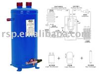 Heat Exchanger & Accumulator & liquid receiver