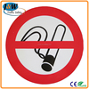 No Smoking Sign / Plastic No Smoking Sign Board / Traffic Warning Sign