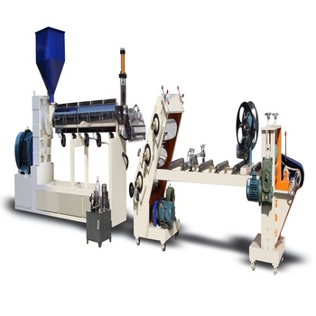 SPJ110*33/680 PP Plastic Sheet Extruder Making Machine