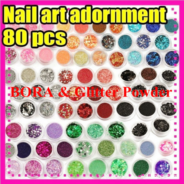 Nail Acrylic Powder /Glitter Powder for Nail Art Decoration