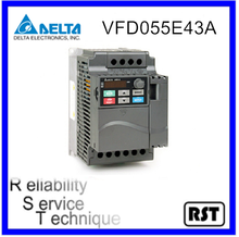 VFD055E43A 7.5HP 5.5kW 460V Original Taiwan Delta Speed Control AC Motor Variable Frequency Drive Inverter