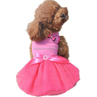 Popular Fashion Dog Dress, Pet clothes Dog Wedding Products,PC15