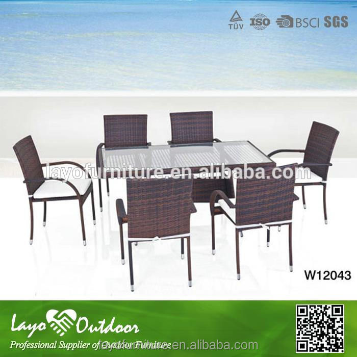 ISO9001 Approvaled Factory back patio furniture wickes garden furniture