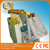 Overseas service center available small induction metal hot forging furnace for sale