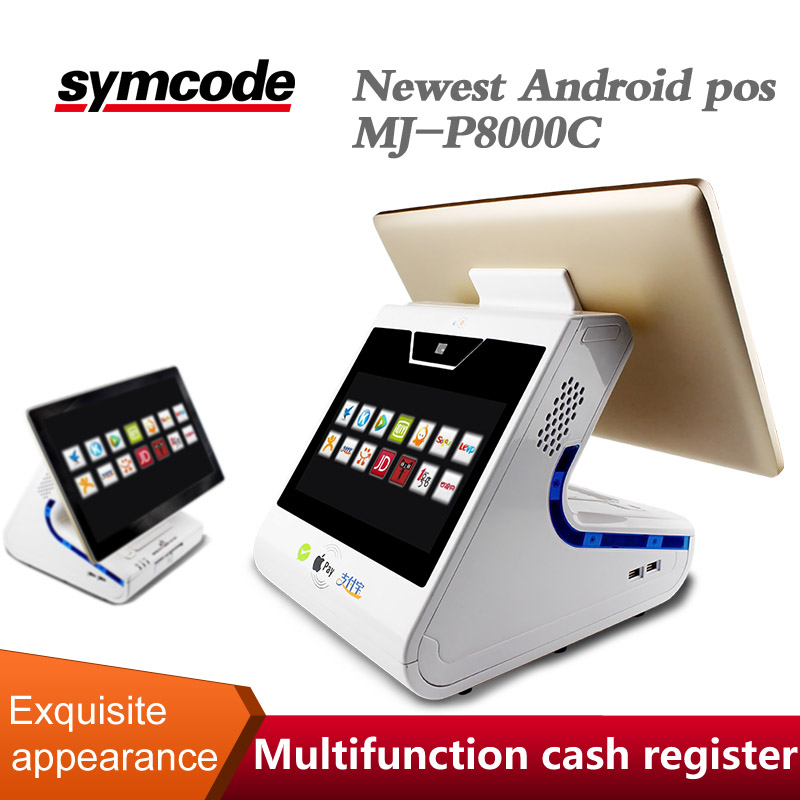 Latest 4G LTE mobile pos machine POS Terminal for Bus Ticket Thermal Printer pos machine price