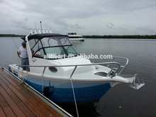 Offshore 19ft Targa Aluminum Walk around boat fishing with CE