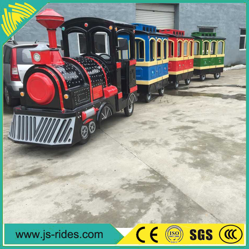 Hot sale Shopping mall kids ride electric mini train for sale
