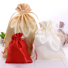 any size any color satin drawstring bag