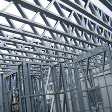 Metal steel joist for floor China Shenzhen factory