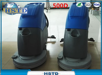 HSTD factory 500mm Brush width automatic floor cleaning machine with Blue color