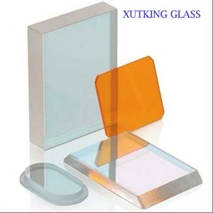 98% optical glass raw material borofloat glass