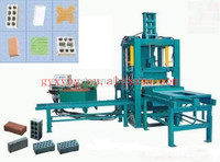 Interlocking paving stone production line!high hydraulic pressure pave brick machine HY150K