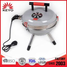 wholesale price various design Portable electric BBQ grill keyo barbecue grill