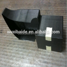 Good performance carbon fiber cnc machined parts carbon fiber machining parts OEM customized cnc machining carbon fiber motorcy