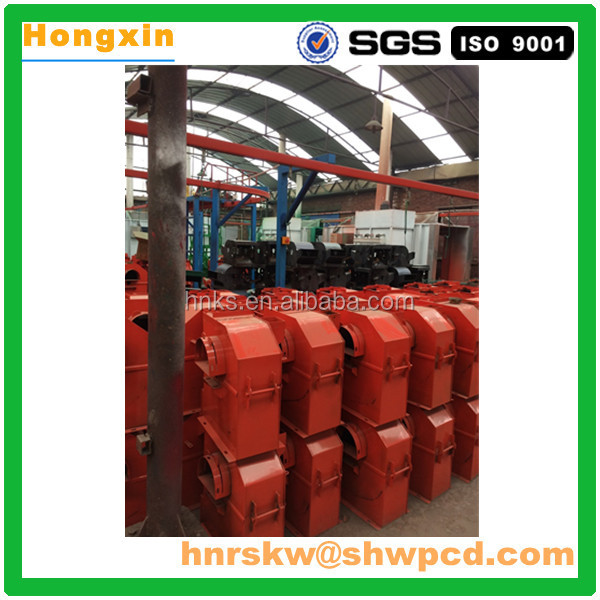 HX high efficiency chaff cutter machine