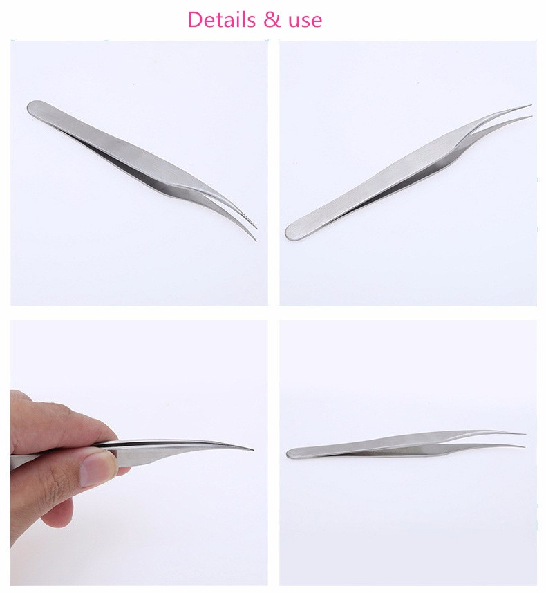 eyelash extensions tweezers