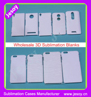 JESOY 3D Sublimation Blank Phone Case for Samsung Galaxy Note 3 Neo