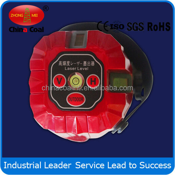 best selling red beam laser level meter