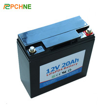 12v 40Ah 50Ah LiFePO4 Battery, high quality Electric motorcycle battery packs