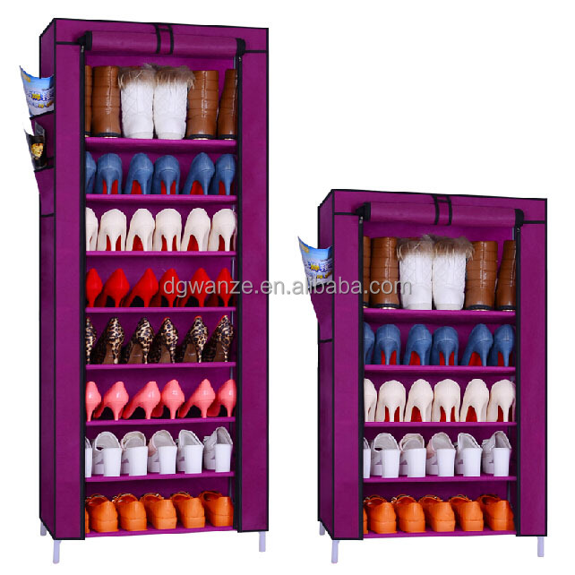 100 pair shoe rack iron shoe rack shoe rack wholesale