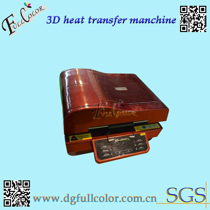 New Products 3D Sublimation Vacuum Heat Press Machine for Phone Case