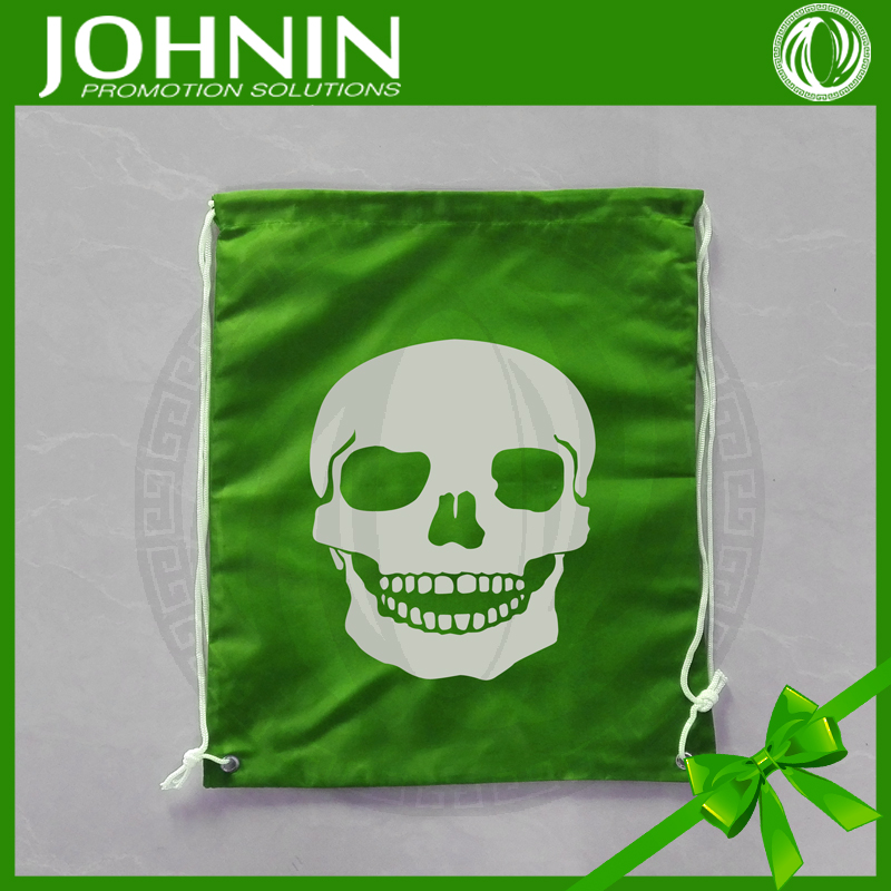 Custom Printed Die-Cut Retail Shopping Handle Bag