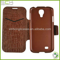 leather flip phone case for samsung galaxy s4