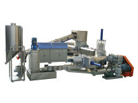 Plastic recycling machine/ Granulators/ plastic machine