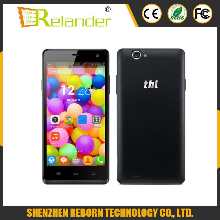Orginal thl 5000 star times MTK6592 Octa core low price china mobile phone