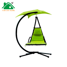 Dependable Factory Rattan Swing Chair, Patio Swing Chair With Stand