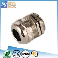 Free Samples Waterproof Blind Plug For Nickel-Plated Brass Cable GlandWith Certificate