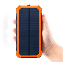 Wholesale Price Mobile Phone Power Bank 8000mah portable charger solar manufacturer