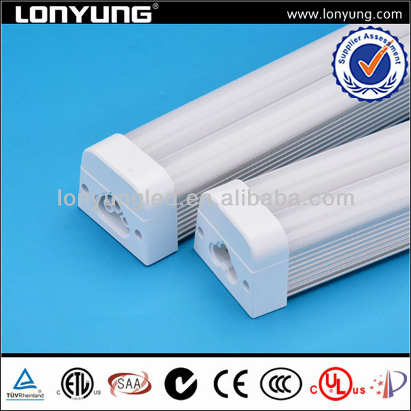 Easy mount fixture T5 double tube 40W 1500mm t5 auto led light