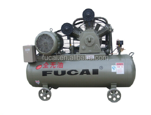 11kw 15hp 15bar oil less paper making industrial piston air compressor