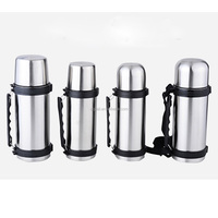 LFGB certified stainless steel vacuum thermos flask travel thermos