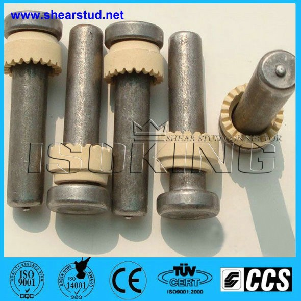 Stud Construction Welding Used Drawn ARC Stud Connectors