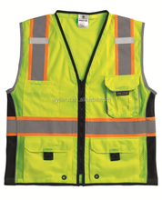 workplace safety vest with pockets for tools